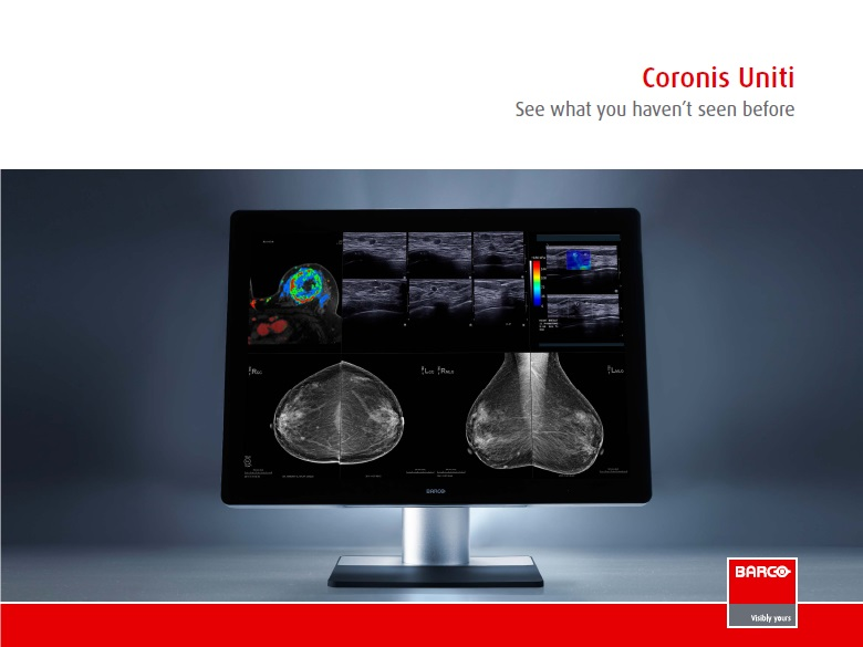Barco Coronis Uniti Diagnostic Display System