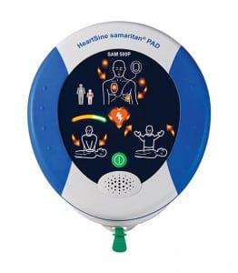 HeartSine Samaritan PAD 500P with CPR Advisor