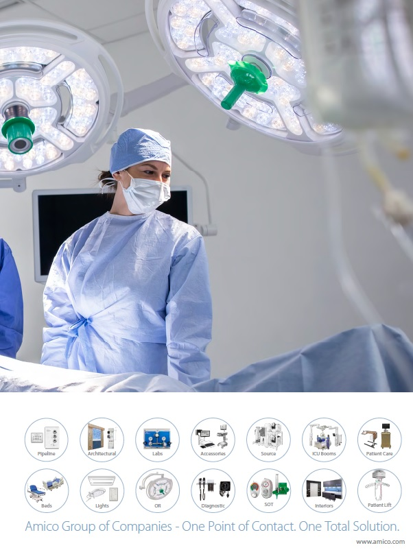 Amico Operating Room Solutions