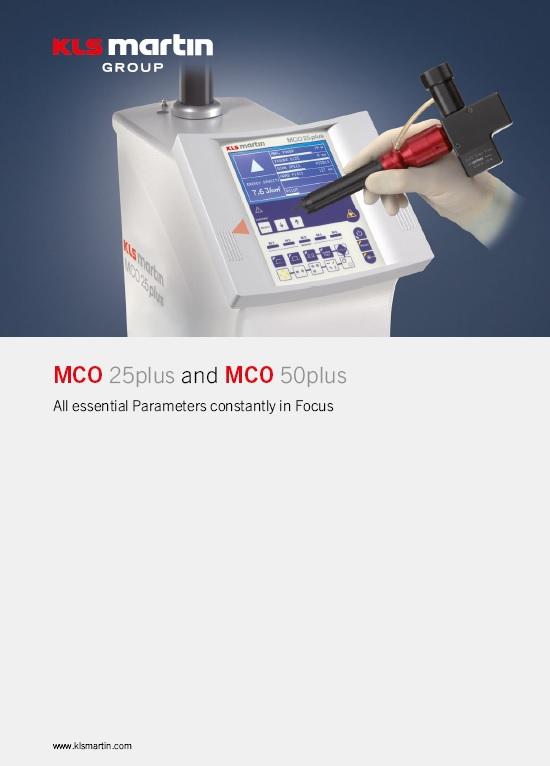 KLS Martin CO2 Surgical Laser