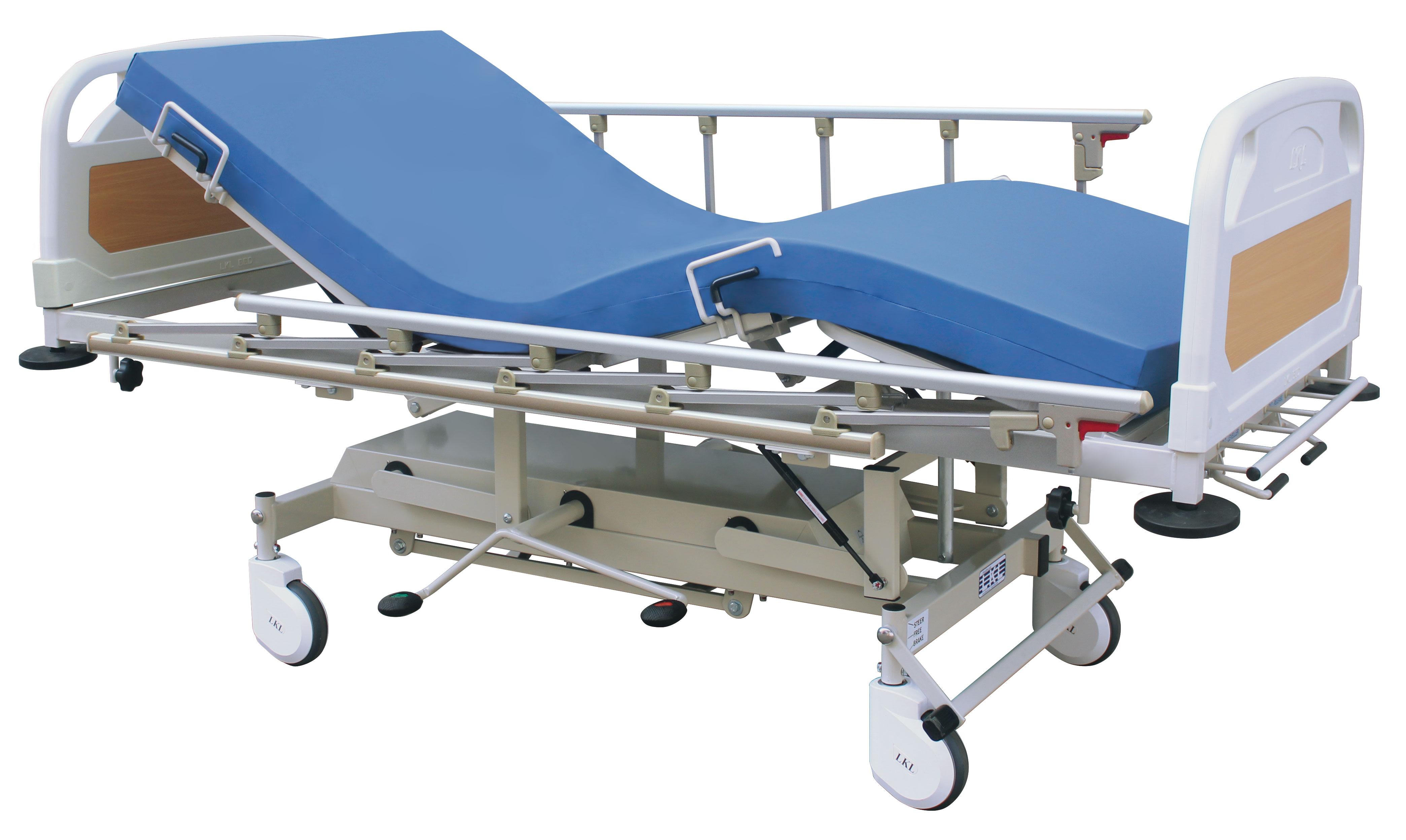 BA4120-T Hydraulic Bed