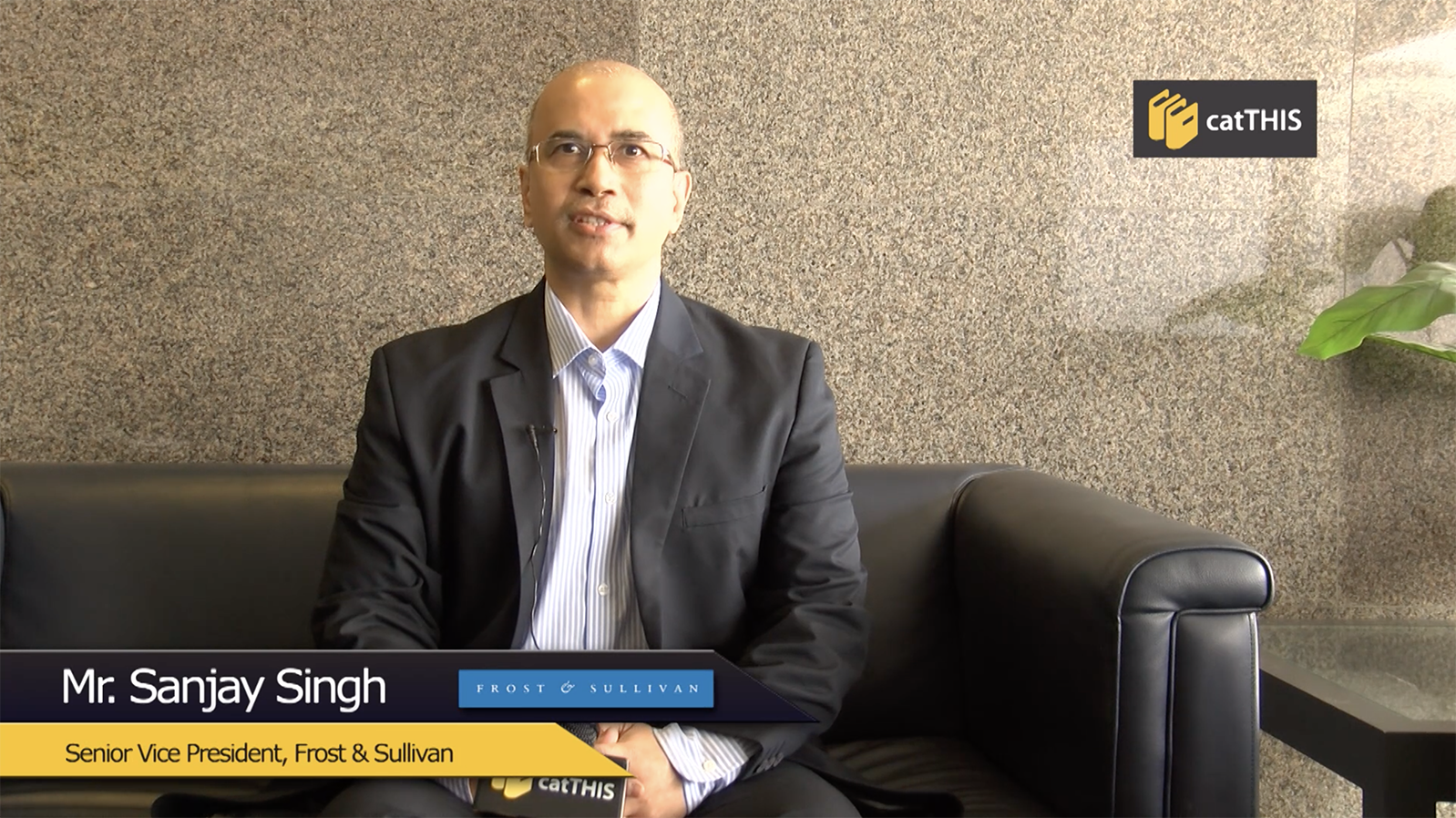 catTHIS exclusive interview with Frost & Sullivan (APAC)