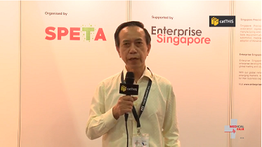 catTHIS exclusive interview with Mr Steven Koh, Executive Director of SPETA