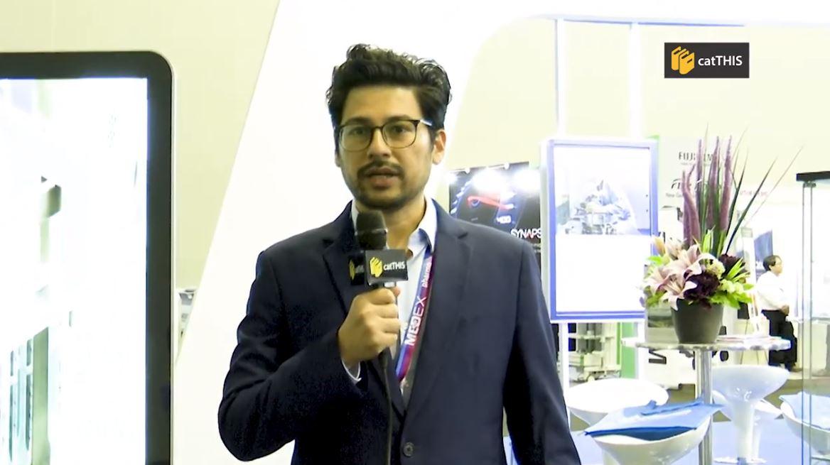 catTHIS Testimonial from Biocon Principal Scientist, Mr Jeffery Kumar