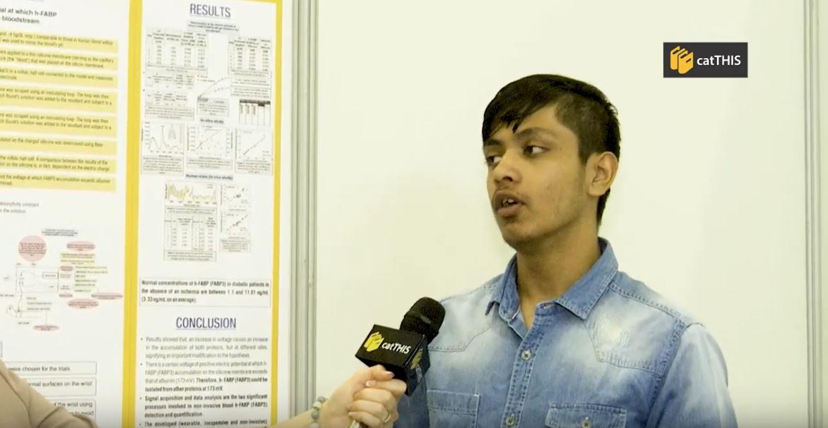 catTHIS Testimonial from Cardioptre Founder, Mr Akash Manoj