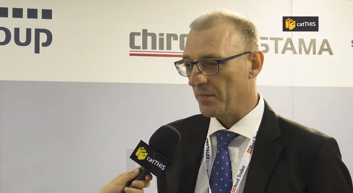 catTHIS Testimonial from CHIRON Asia Sales Manager Mr Roland Merz