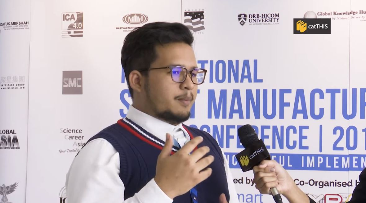 catTHIS Testimonial from Francisco Pier, Director of Technical Service for Fintech Rakyat