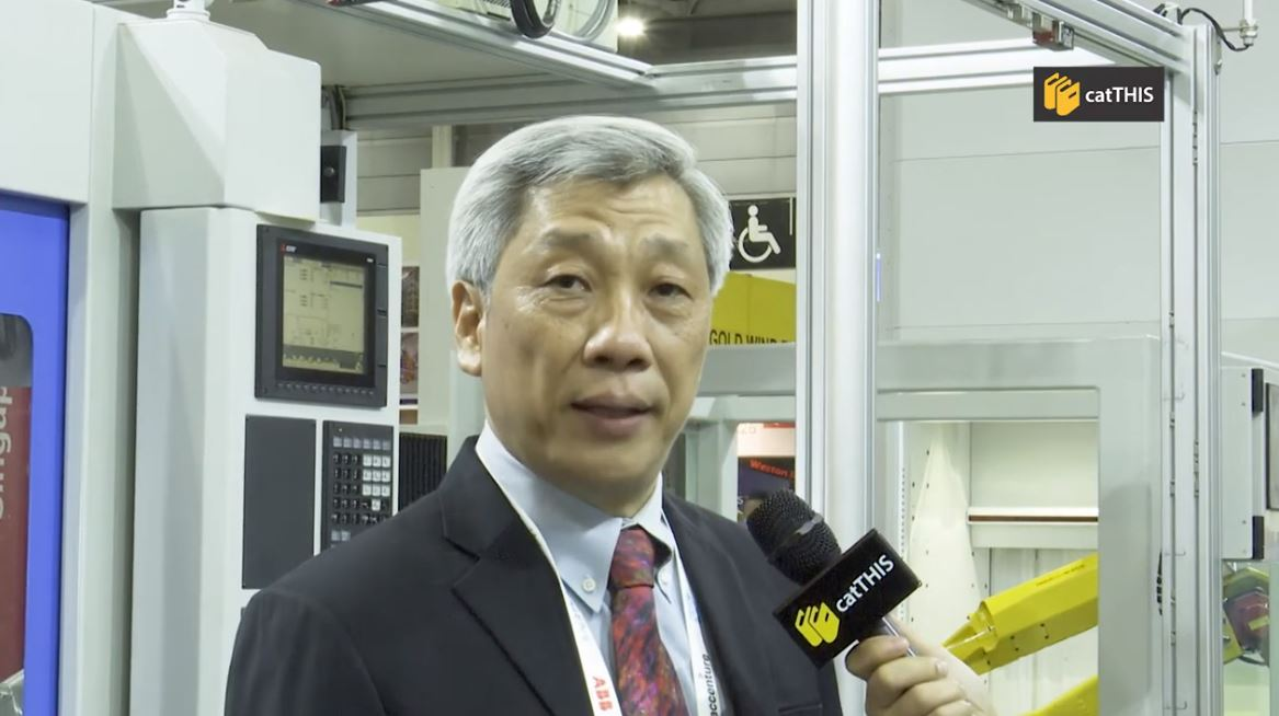 catTHIS Testimonial from Mr Chan Hai Kiang, Managing Director of Flexspeed Technologies