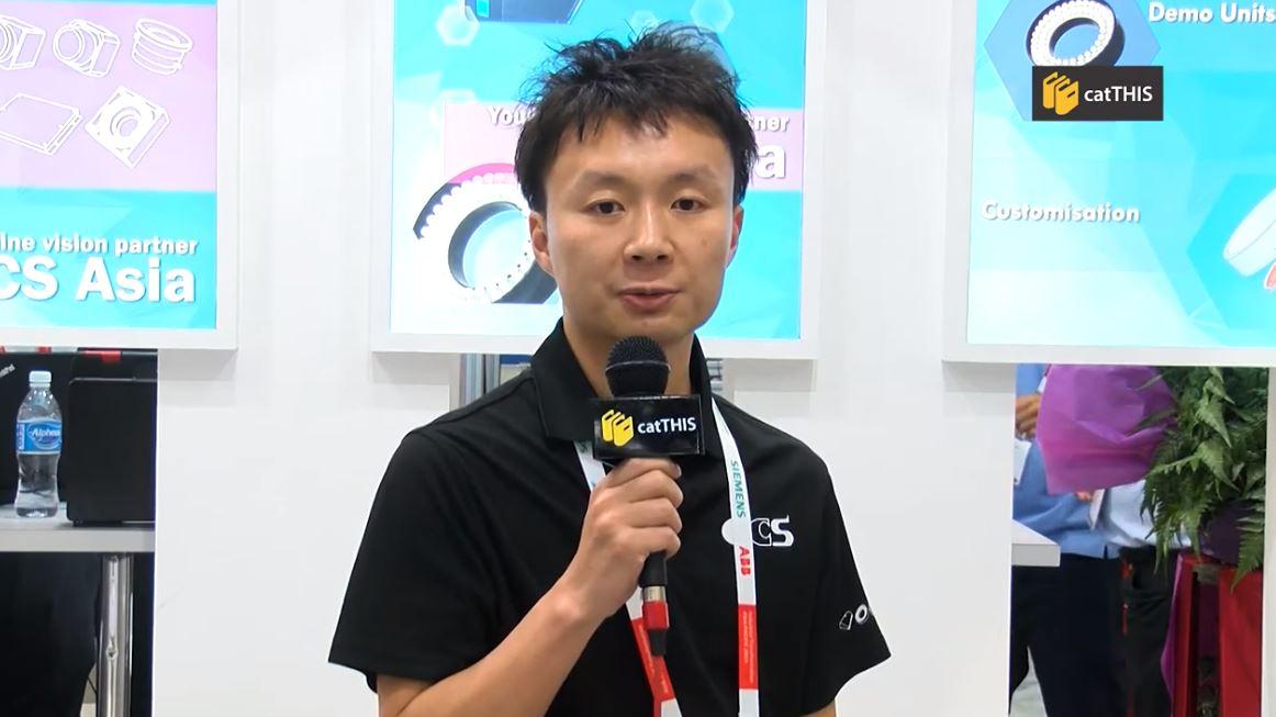 catTHIS Testimonial from Mr Daiki Sakamoto, Managing Director of CCS Asia