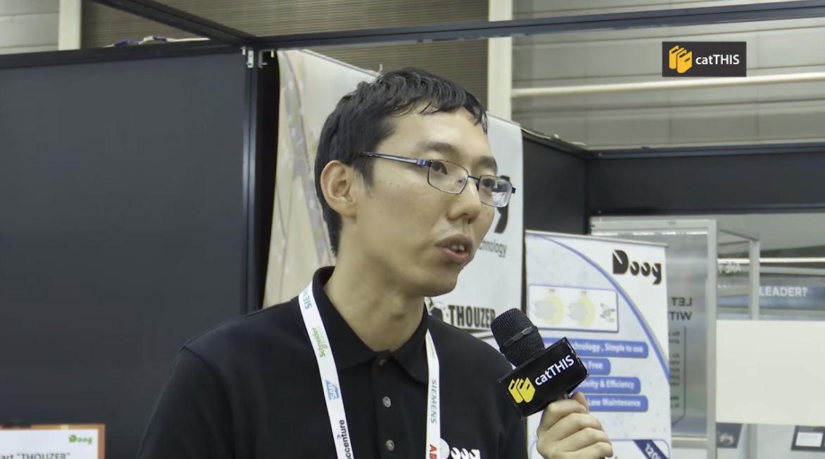 catTHIS Testimonial from Mr Hiroyasu Kuni, Director of Doog International