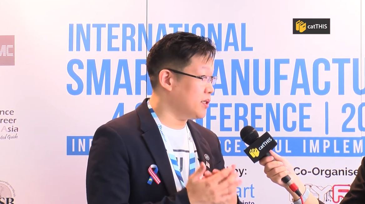 catTHIS Testimonial from Mr Jason Chew, Managing Partner of Bitcoin Malaysia