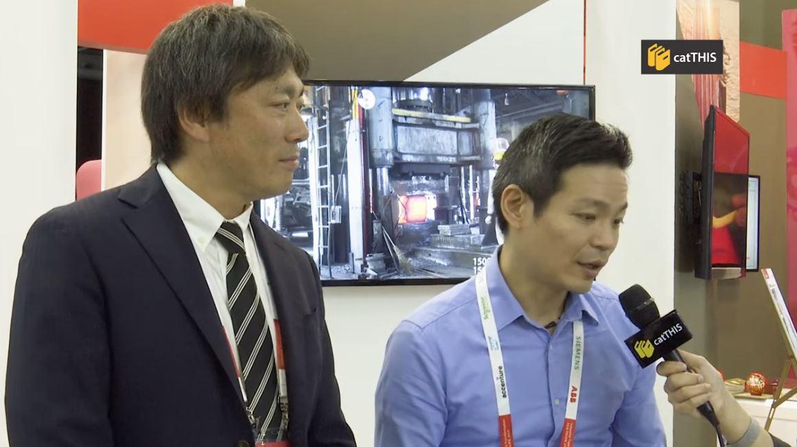 catTHIS Testimonial from Mr Kazumasa Takimoto, Section Manager, Takasaki City