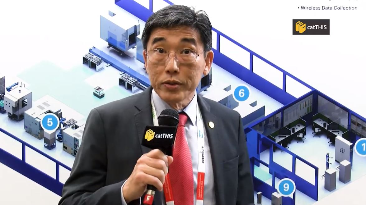 catTHIS Testimonial from Mr Low Ming Wah, Chairman of SPETA