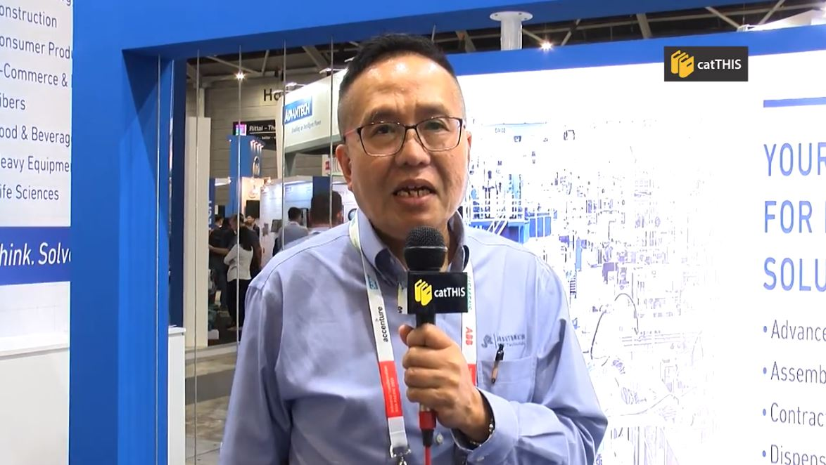catTHIS Testimonial from Mr Michael Teh, Business Dev. Director, PSB Technologies
