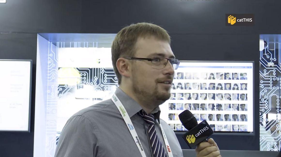 catTHIS Testimonial from Mr Mikhail Sushkov, Global Business Dev. Manager, Ivideon
