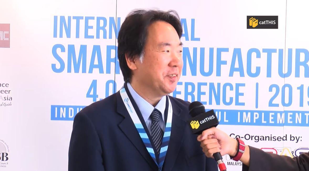 catTHIS Testimonial from Prof. Dr Tsukasa Hokimoto, Professor, Hokkaido Information University