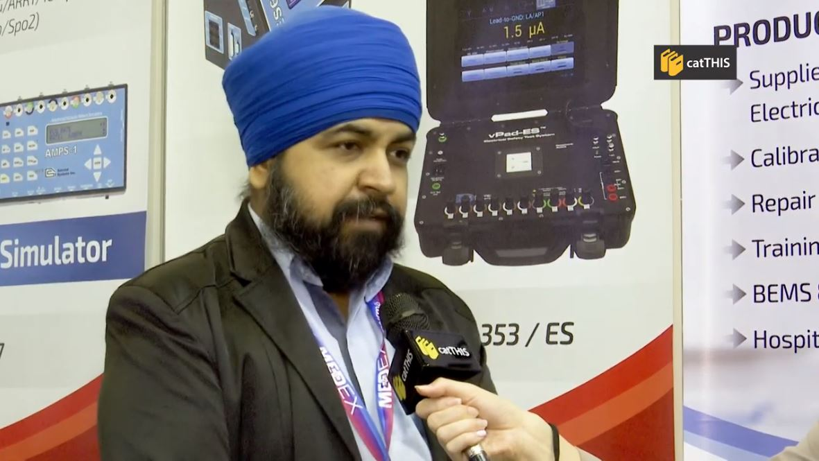 catTHIS Testimonial from Smart Instrument, Manager, Mr Balwinder Singh