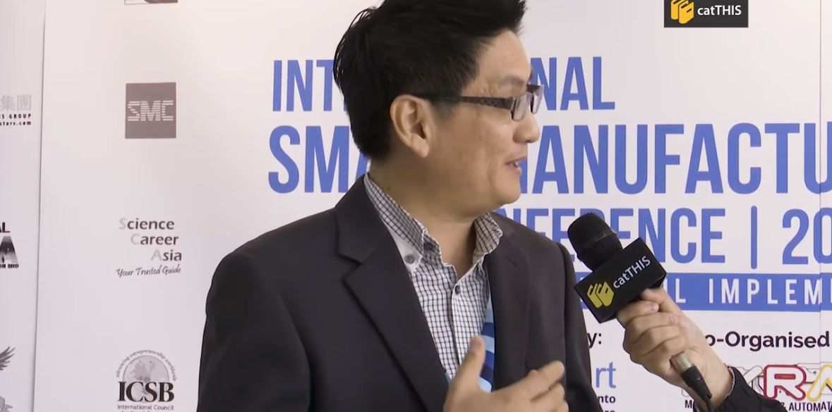 catTHIS Testimonial from Wong Keh Weh, CEO & Founder of Rentla