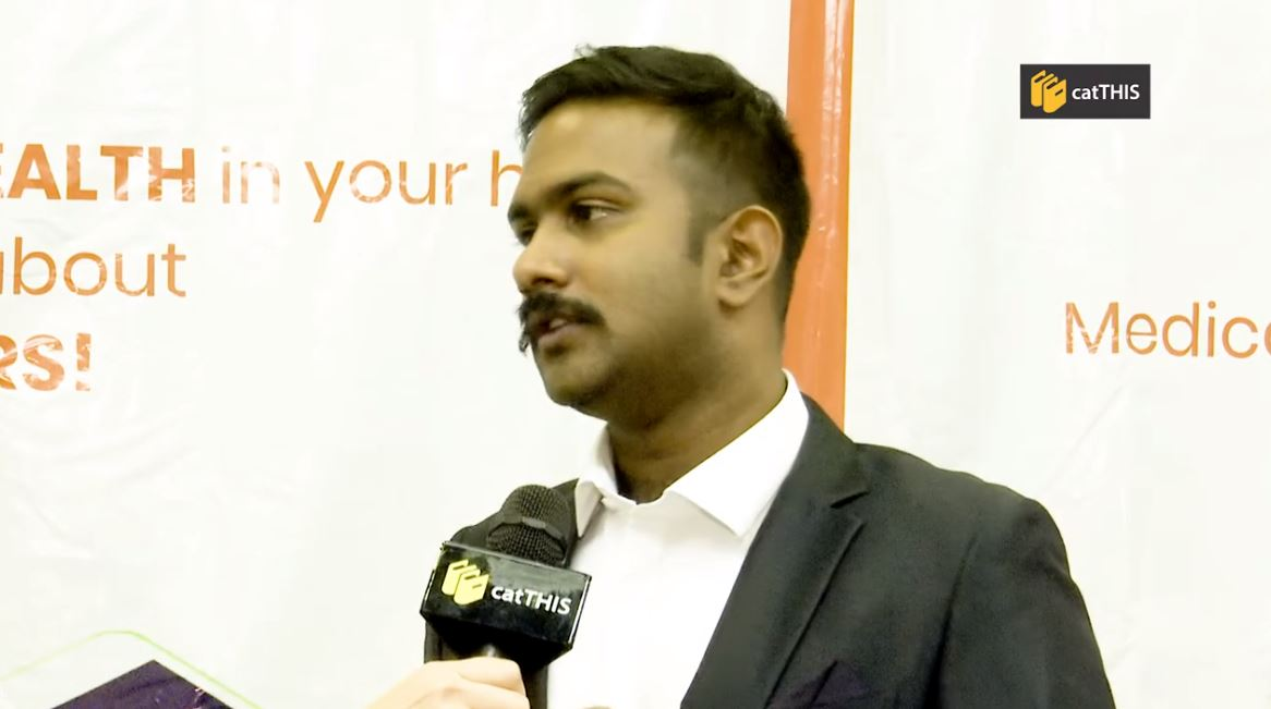 catTHIS Testimony from AGATSA Customer Relationship Manager, Mr Vipin Mohan