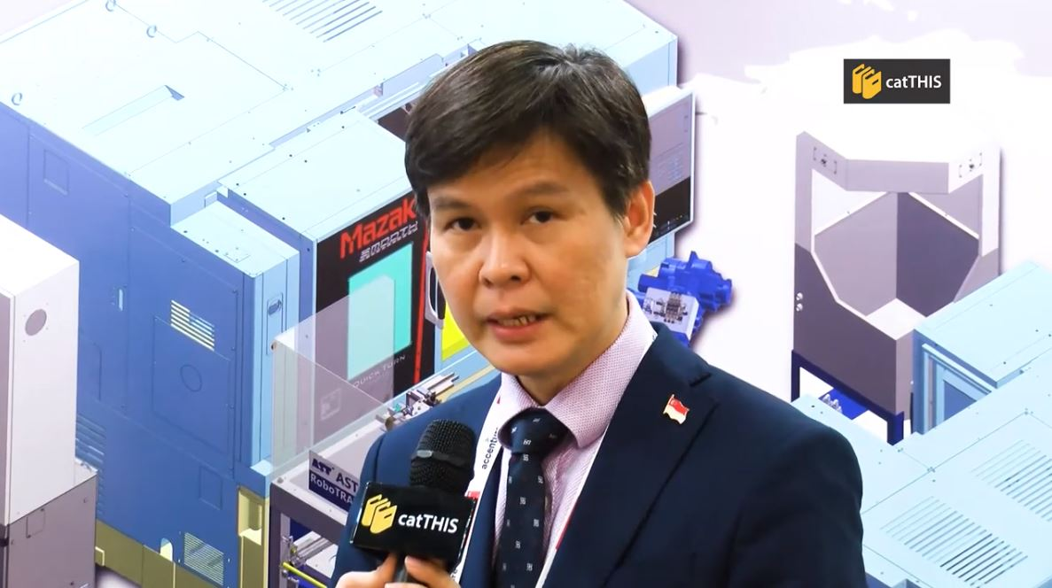 catTHIS Testimony from ASTech Managing Director, Mun Kok Woh