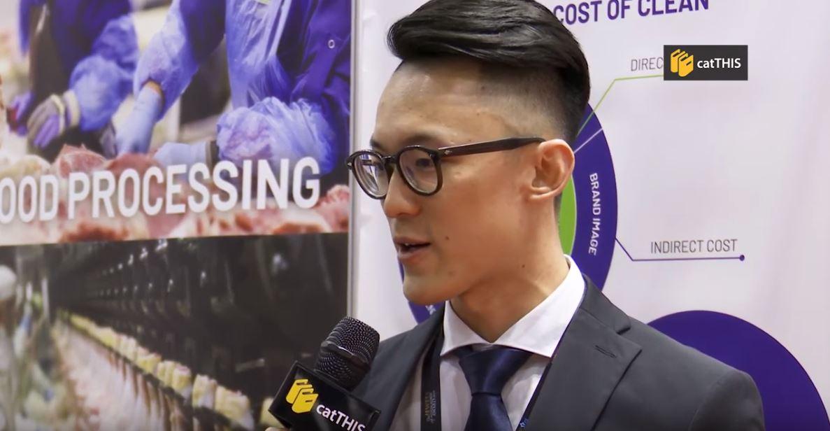 catTHIS Testimony from AVAREX Technology Marketing Exec. Mr Adrian Tan