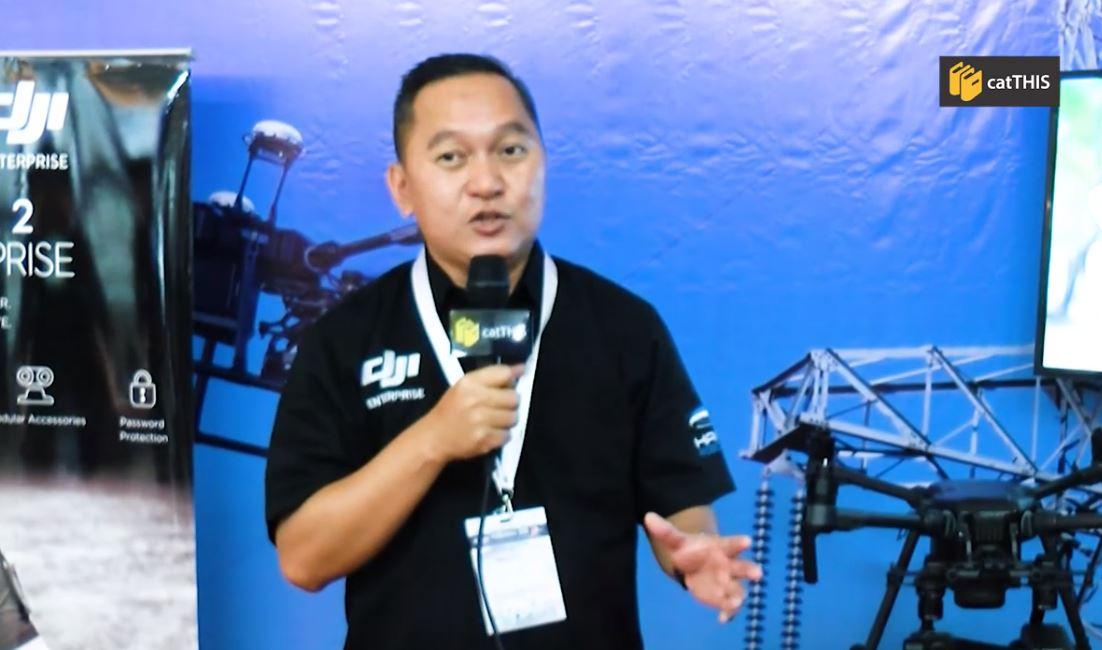catTHIS Testimony from HALO Robotics Retail Sales Senior Manager, Mr Lino
