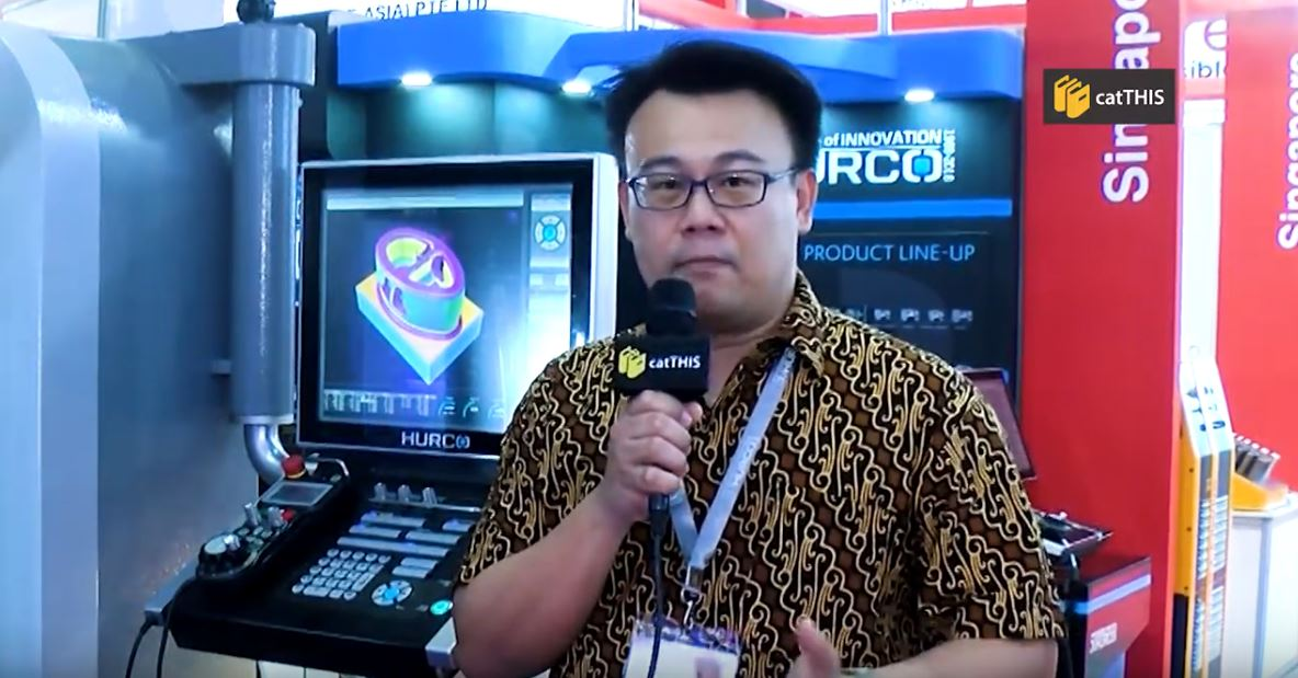 catTHIS Testimony from Hurco SEA GM, Mr Lee Wai Yip