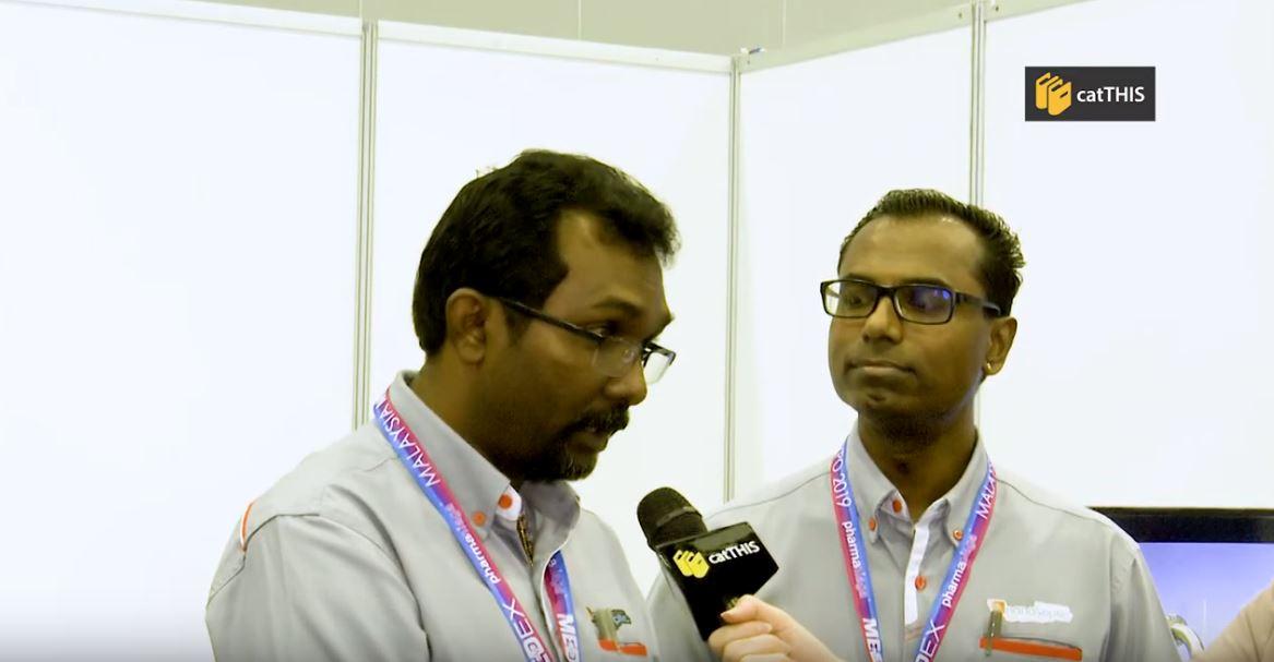 catTHIS Testimony from Infinate Technology Manager, Mr Selva