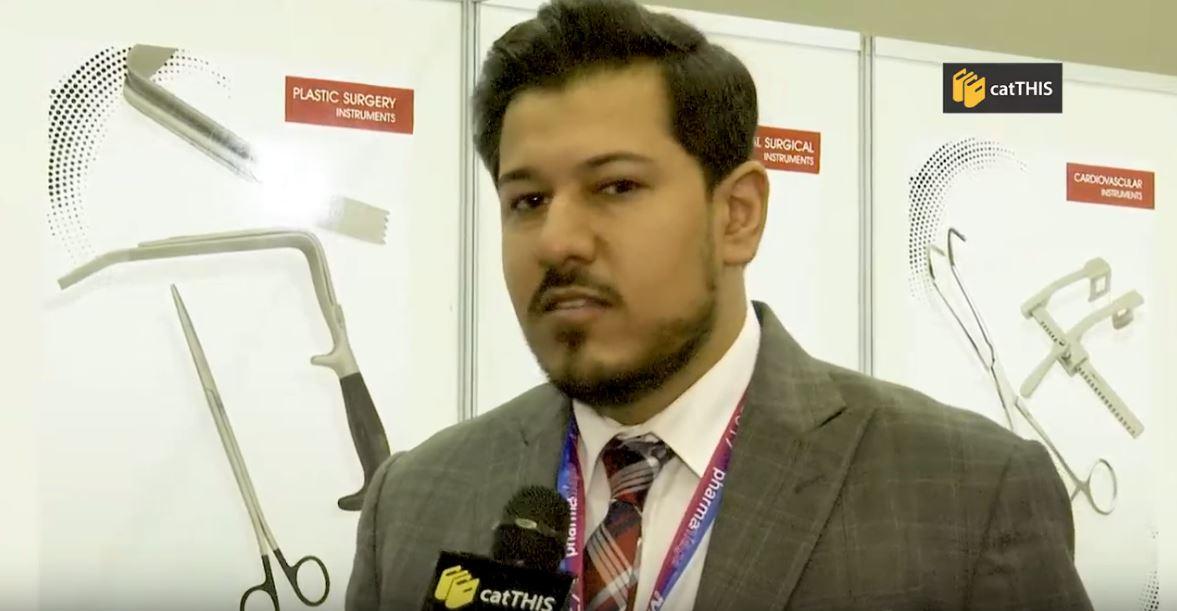 catTHIS Testimony from Innotek Instruments Director, Mr Irfan Subhani