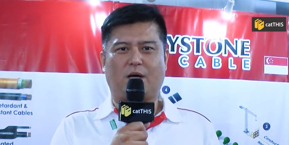catTHIS Testimony from Keystone Cable Sales Manager George Tan