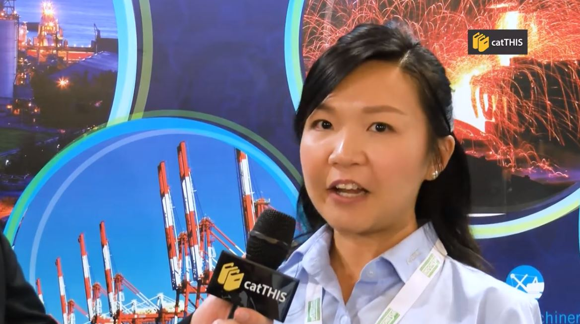 catTHIS Testimony from NGC Transmission APAC Regional Op. Exec. Ms Cheryl Tang