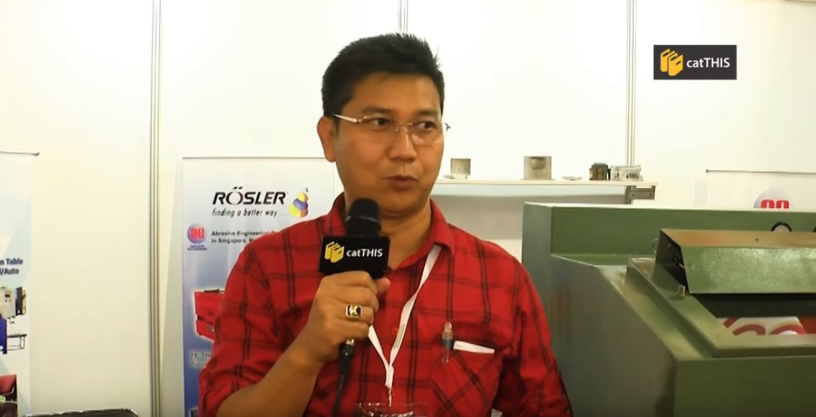 catTHIS Testimony from PT. Mandiri Anugerah Abadi, Mr Roy Nimrod