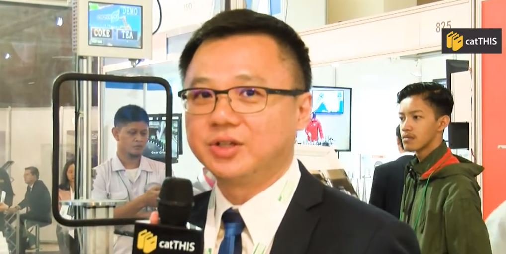 catTHIS Testimony from Schunk Intec GM, Mr Vincent Teo