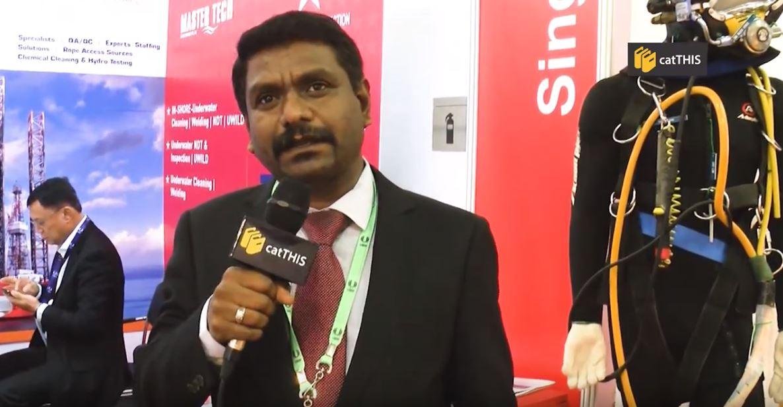 catTHIS Testimony from Sunmarine Engineering Director f Projects, Mr Jeyakumar Thangavel
