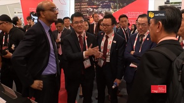 Industrial Transformation Asia-Pacific 4.0, 3 days event highlights in Singapore 2018